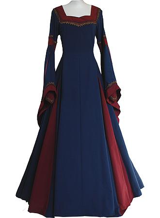 Dornbluth Co Uk Medieval Dresses